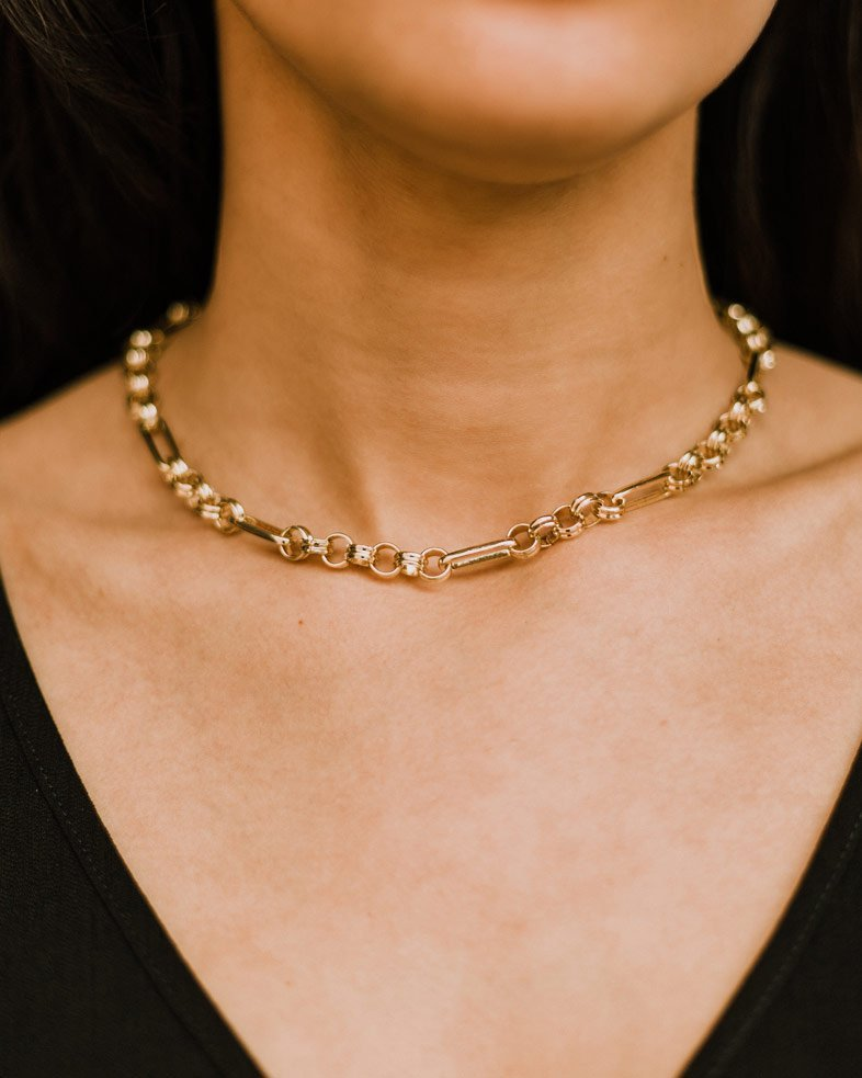 Snake Bone - Necklace